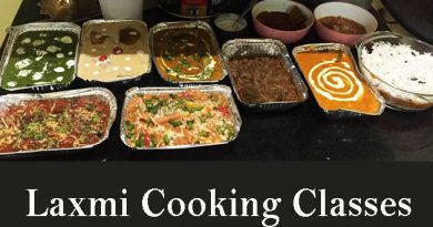 Laxmi Cooking Classes-Kolhapur