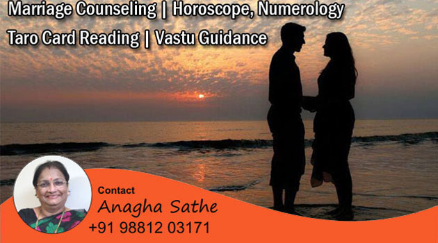 Anagha Marriage Councellor & Astrologer -Pune
