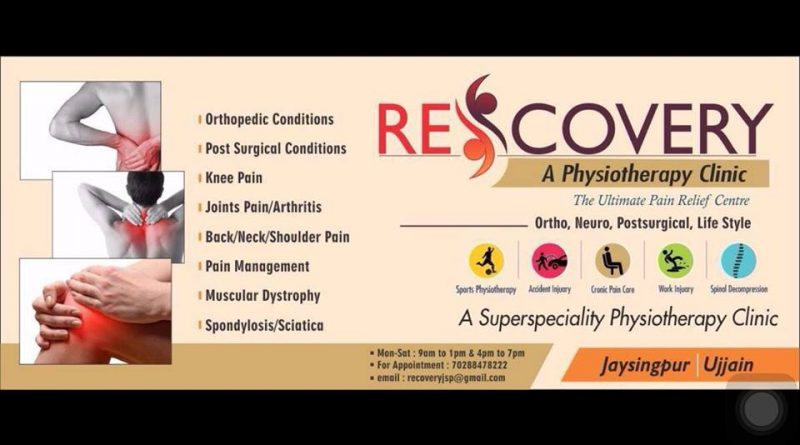 Recovery – A Physiotherapy Clinic